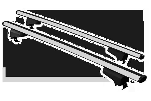 Barre de toit rail wabb